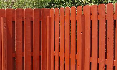 Fence Painting in Detroit MI Fence Services in Detroit MI Exterior Painting in Detroit MI